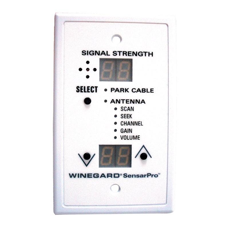 winegard sensar pro signal amplifier  cc