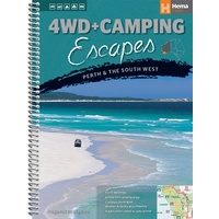 4WD + Camping Escapes Perth & the South West - 9781865006215