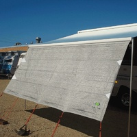 Coast Front Sunscreen to Suit Fiamma and Carefree 4m Box Awning - 200-09122