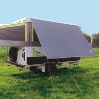 Campervan Offside Privacy Sunscreen W2220mm x H2050mm