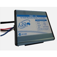 GSL REMOTE MICRO ELECTRONIC BRAKE CONTROLLER. RBC-12
