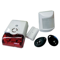 Sphere Caravan and RV Wireless Alarm System Kit - HS-410Sphere - 400-03520
