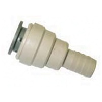 "John Guest 1/2 barb for tube fitting 15mm x 1/2"" - 800-02004"