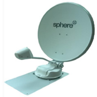 Sphere Twin LNB Satellite System - 900-06002