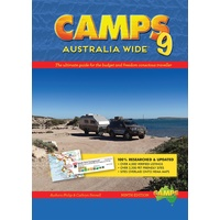 Camps Australia Wide 9 Paperback - 9780992573249