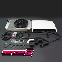 HPD NISSAN PATROL GQ TD42 TOP MOUNT INTERCOOLER KIT '87-'99 - IK-GQ42P-T