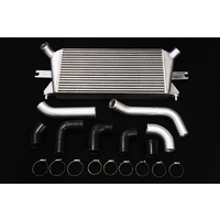 HPD HOLDEN COLORADO RG 2012-2013 FRONT MOUNT INTERCOOLER KIT - IK-HC-F