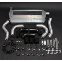 HPD MITSUBISHI PAJERO 2000-2008 FRONT MOUNT INTERCOOLER KIT SERIES 2 IK-MP2-F