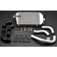 HPD NISSAN PATHFINDER D40 INTERCOOLER KIT - IK-N402-F_Path_Type_2