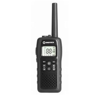 Digitalk Waterproof UHF Handheld Radio 80 CH with VOX Headset -PMR-81U_PMRTM2