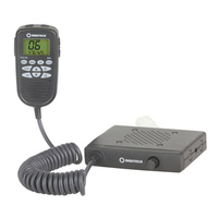 Digitalk In-Car 5W UHF with Microphone Display and Control - PMR-CR93