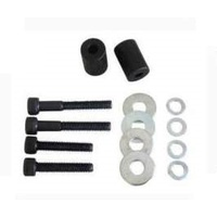 Nissan Patrol ZD30 - Quick Fit Boost Adapter Shroud Spacer Kit