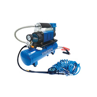 4x4 Air Compressor With Tank 12 Volt - TDR17200