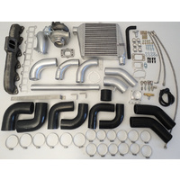 HPD NISSAN PATROL GQ TD42 INTERCOOLED TURBO KIT SUITS WINCH - TK-NPGQ-TD42-FMINT