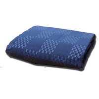COAST Multi-Purpose Floor Mat Blue 250cm x 600cm C/W Carry Bag.