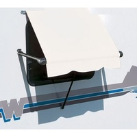 CAREFREE SL 6FT WHITE WINDOW AWNING. IE0600000