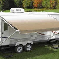 Carefree 11ft Camel Shale Fade Roll Out Awning (No Arms). FF116B00HM