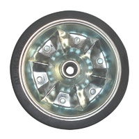 "ALKO 8"" SOLID TYRE WHEEL. 629888"