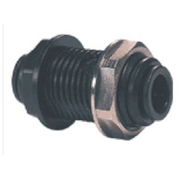 JG 12MM BULKHEAD ADAPTER. PM1212E
