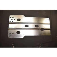 4WD - BASH PLATE -  INC H'WARE -TOYOTA LANDCRUISER 100 SERIES 99-07 INDEPENDENT FRONT - 2ND PLATE