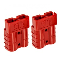 BAINTECH Anderson Plug 50A 2 Pack - RED