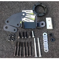 4WD - FORD/MAZ RANGER PX/BT50 GEN 2 SERIES 1 ONLY 10/2011-ON FRONT DIFF DROP KIT