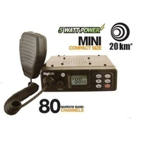 Digitalk UHF Radio 80 CH - MR-628