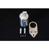 HPD NISSAN PATROL GU ZD30 1999-2006 DIRECT INJECTION CATCH CAN - OCC-B-GUZD30