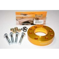 4WD - 25mm TAILSHAFT SPACER - REAR SUITS 66.85X66.85 & 68.75X49.8 ONLY - COLORADO, DMAX, RA RODEO, GREAT WALL