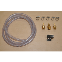 10mm Hose Kit 2m long for use with 12v Electric Water Pump