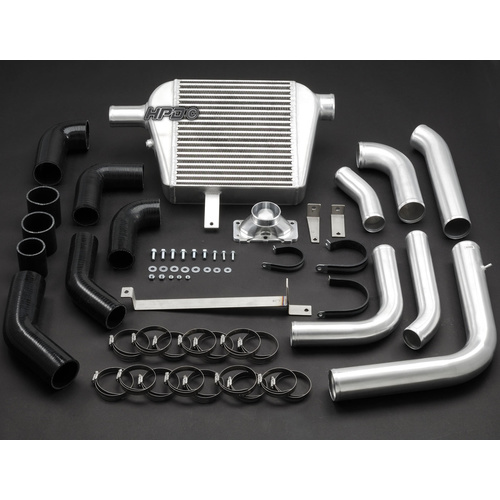 HPD TOYOTA LANDCRUISER 80 SERIES INTERCOOLER KIT - SUITS WINCH - 24 Valve 1HDFT 95 on - IK-801HZ-SF_24